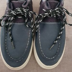 Zara Boys Nautical Sz 30-31 shoes As new.